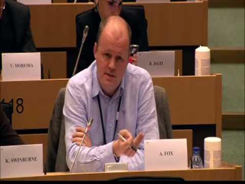 Ashley Fox MEP - Questioning of Mr Almunia