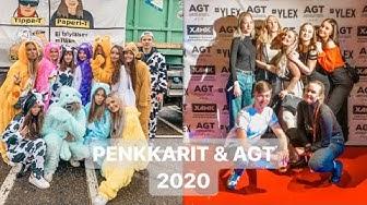 PENKKARIT & AGT 2020 | VLOGI