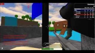 Roblox - Paintball w/CotJones Ep.1