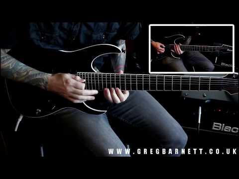 Guitar Scales For Metal - Mixolydian b6th | Greg Barnett