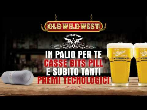 OLD WILD WEST presenta IT S MILLER TIME from YouTube · Duration:  16 seconds