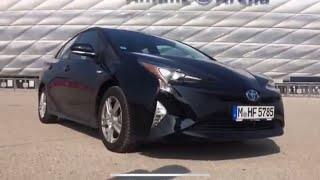 Toyota Prius 4 Hybrid Тойота Приус Гибрид тест test testdrive обзор Иваныч Гайкокрут Часть 1