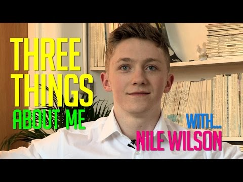 Rio 2016 Olympics: Nile Wilson's Rubik's cube skills - BBC Sport