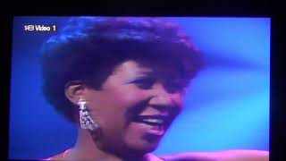 James Brown is Aretha Franklin's Do Right Man Live 1987