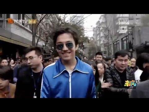 Dimash's visit to Chengdu, I am in China (Eng sub)