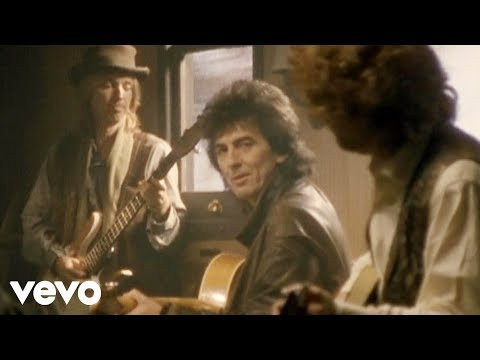 Клип Traveling Wilburys - End of the Line