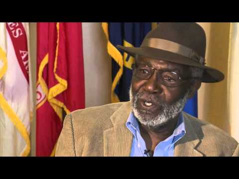 Longtime actor James McEachin was interviewed as part of Black History Month, in 2014.