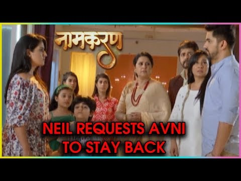 Neil REQUESTS Avni To STAY BACK | Naamkaran Latest Episode Update thumbnail