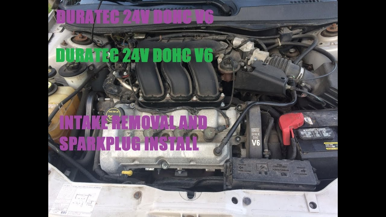 2000 ford taurus duratec v6 engine diagram online wiring diagram00 07 ford taurus mercury sable intake removal sparkplug install 2003 ford taurus ses engine 2000 ford taurus duratec v6 engine diagram
