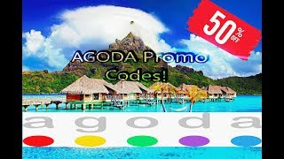 Book Hotel Agoda Cheap With Coupons Discounts Promos Youtube