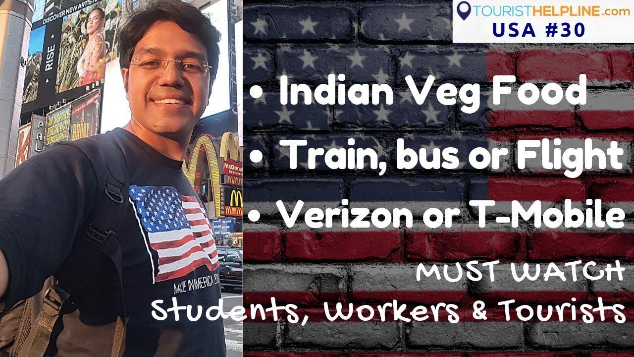 USA TRAVEL GUIDE: Food   Transport   Hotel   Mobile Sim