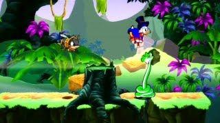 DuckTales Remastered #02: Fase na Amazônia - gameplay 1080p - Detonado Xbox 360 / PS3 / Wii U