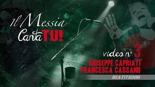Il Messia Canta TU - Giuseppe Capriati e Francesca Cassano