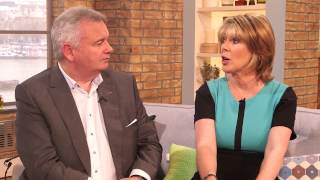 British Airways asks Eamonn Holmes and Ruth Langsford what their biggest holiday bugbears are