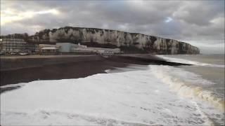 Le Tréport: Mer, plage et falaises