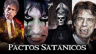 Estrellas del Metal/Rock que han hecho PACTOS CON EL DIABLO