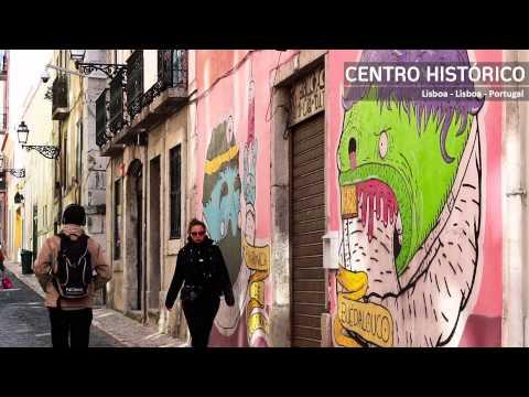 Centro Histórico de Lisboa - Lisboa - Portugal