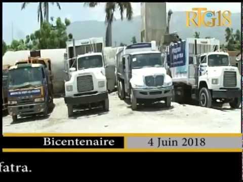 Gade'l Jan'l Ye / Mairie de Port au Prince / 4 Juin 2018