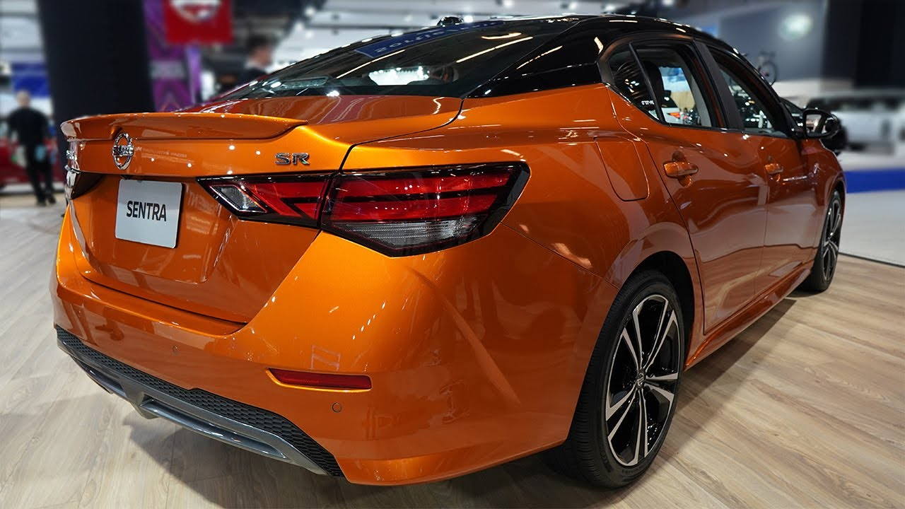 2021 Nissan Sentra First Drive