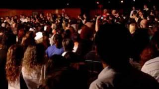 Rosana Arbelo en Gran Rex 2009 - El talismán entre la gente 13/11/09