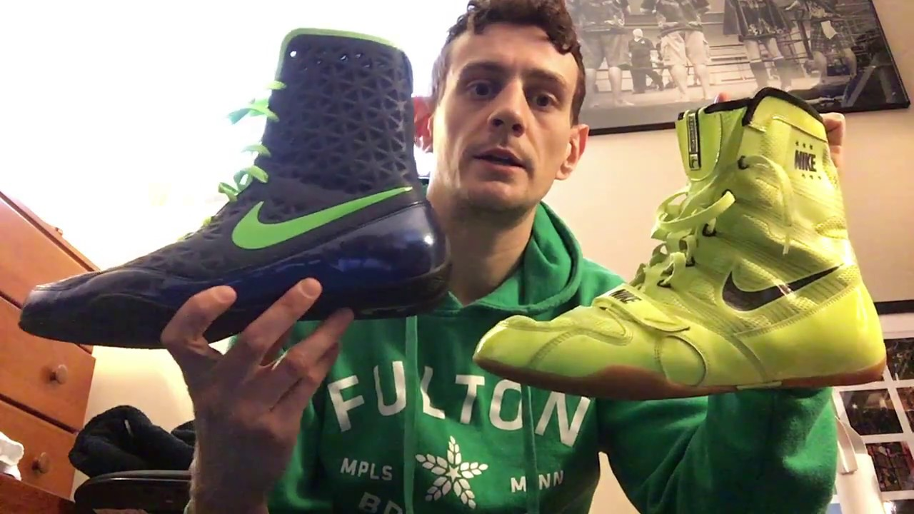 size 40 dce72 c3f26 Nike KO vs Nike Hyper KO Boxing Shoes Review Head to Head Comparison - Best Boxing  Boots