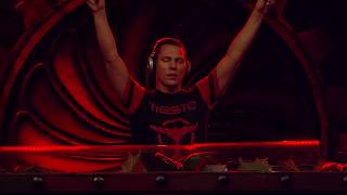 Tiësto Red Lights (live) 2015