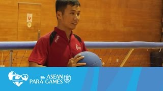 ASEAN Para Games: Our Athletes. Celebrate Their Extraordinary – Kelvin