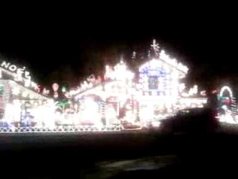 CHRISTMAS LIGHTS - YouTube