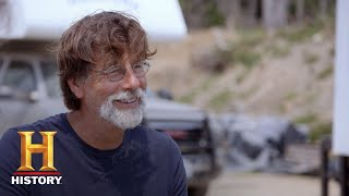 The Curse of Oak Island: A Groundbreaking Core Sample at The Money Pit (Season 6) | History