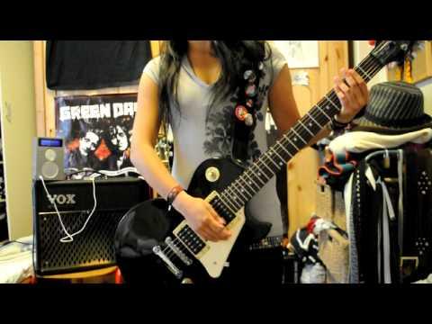 Freaky Friday Soundtrack Christina Vidal: Take Me Away guitar