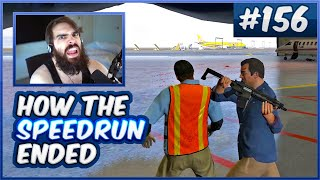 Molly Got Blended Way Too Many Times This Video - How The Speedrun Ended (GTA V) - #156