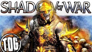 THE GOLDEN & THE GLITCH | Middle Earth: Shadow of War