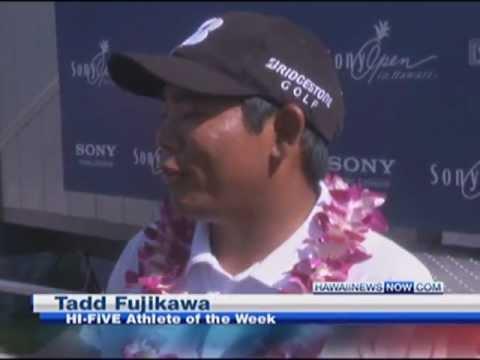 76 Hawaii - HI-FiVE Athlete: Tadd Fujikawa