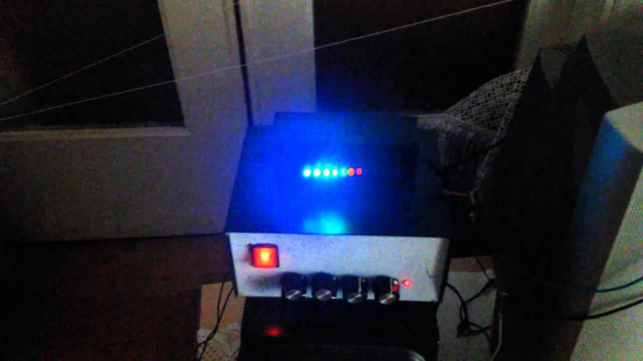 Led Vu Meter Lm3914 Youtube 12v Battery Monitor Circuit Hqewnet