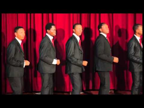 Ton Amour - The Glorious Voices (the University of Yaounde I Choir)