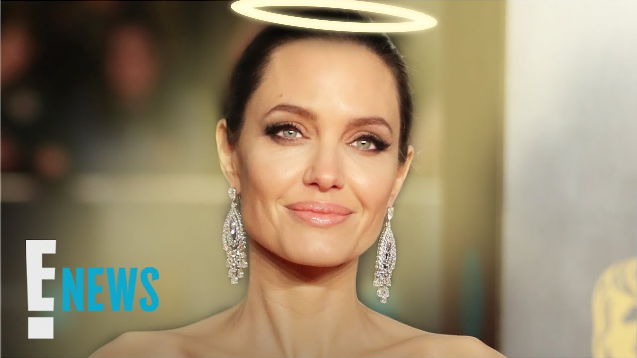 Angelina Jolie Donates $1 Million Amid Coronavirus Pandemic News
