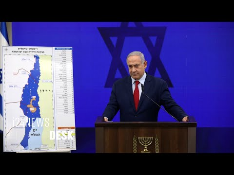 Netanyahu on Annexing Parts of West Bank if Re-Elected