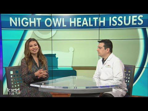 Sleep Study Suggests Bad News For Night Owls
