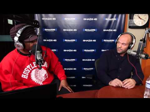 "Jason Statham from Film ""Homefront"" Talks Job Security & Injuries on Sway in the Morning"
