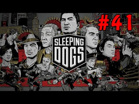 Sleeping Dogs Walkthrough / Gameplay Part 41 - The Fastest Car In The Game