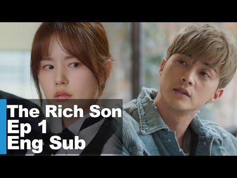 Kim Joo Hyun Broke The Bag of Her Ex-boyfriend's Girlfriend! [The Rich Son Ep 1]