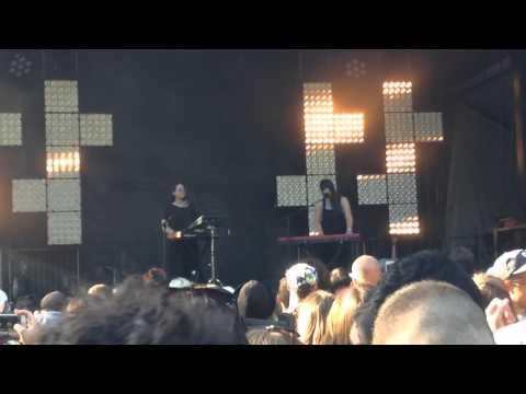 Milk & Bone - New York - Live Osheaga