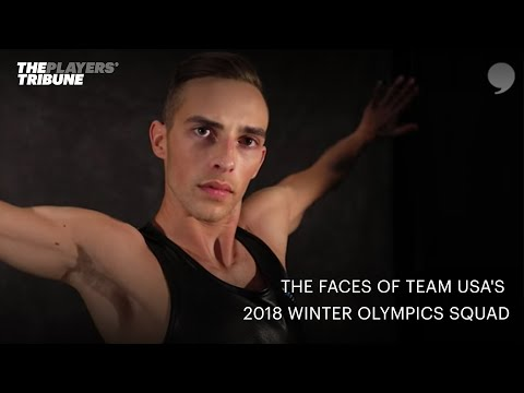 The Faces of Team USA