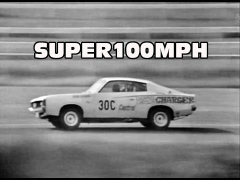 1972 South Pacific Touring Cars R2 Warwick Farm (Super100MPH)