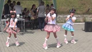 2015/05/17 13時35分~ JMモデルアイドル 城天ライブ 1部 大阪城公園 城...