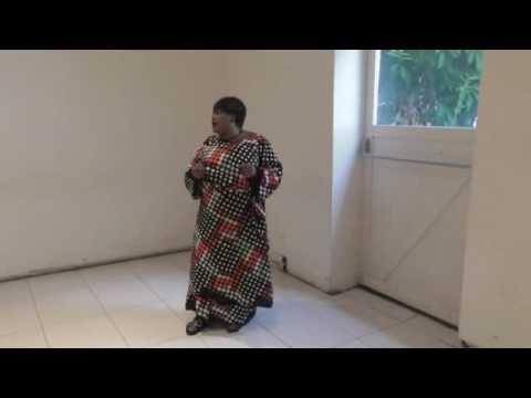 Ce jour là sur le calvaire - Prophétesse Ange Lusuekaki