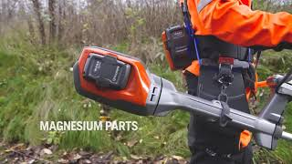 Husqvarna Battery Brushcutter 535iRXT - Designed for Green Space Professionals