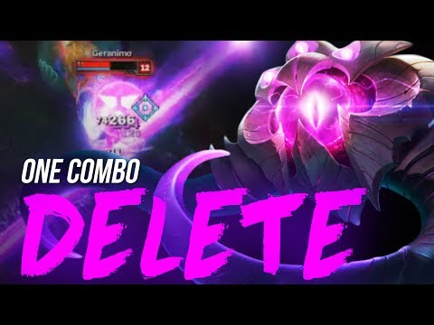LEAGUE OF STYLISH # 28 - UNRANKED TO CHALLENGER - ONE COMBO DELETE