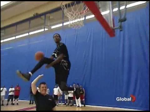 TFB::Dunks:: Justin Darlington aka JusFly Featured on GLOBAL News(Canada) Amazing Hops!