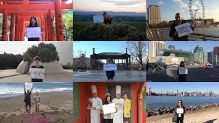 Holiday Greetings From Around the World Thumbnail
